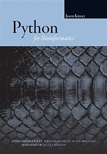 Python For Bioinformatics (Paperback)-cover
