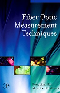 Fiber Optic Measurement Techniques (Hardcover)-cover