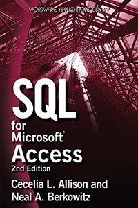 SQL for Microsoft Access, 2/e (Paperback)-cover