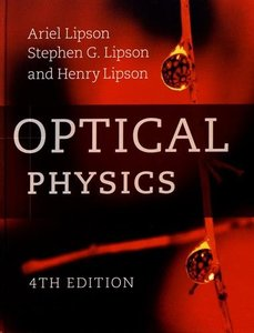 Optical Physics, 4/e (Hardcover)