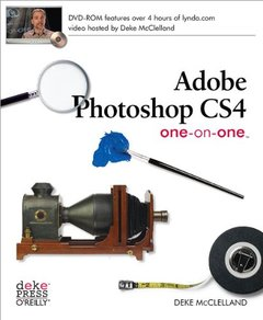 Adobe Photoshop CS4 One-on-One (Paperback)-cover