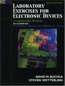 Laboratory Exercises for Electronic Devices (Paperback)-cover