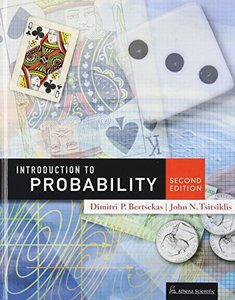 Introduction to Probability, 2/e (Hardcover)-cover