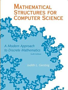 Mathematical Structures for Computer Science, 6/e (Hardcover)-cover