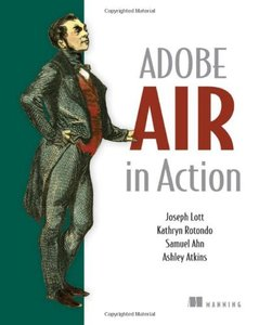 Adobe AIR in Action (Paperback)-cover
