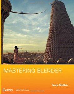 Mastering Blender (Paperback)-cover
