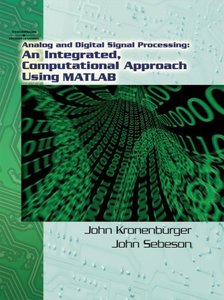 Analog and Digital Signal Processing (Hardcover)-cover
