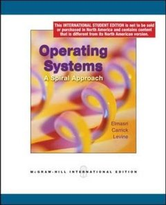 Operating Systems: A Spiral Approach  (IE-Paperback)