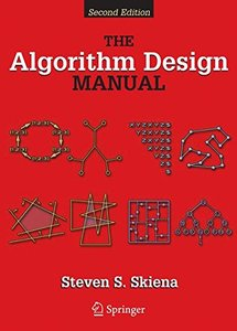 The Algorithm Design Manual, 2/e (Hardcover)-cover