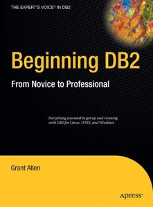Beginning DB2: From Novice to Professional-cover