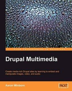 Drupal Multimedia (Paperback)-cover