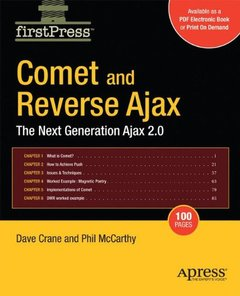 Comet and Reverse Ajax: The Next Generation Ajax 2.0-cover