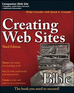 Creating Web Sites Bible, 3/e-cover