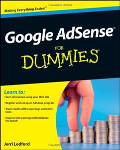Google AdSense For Dummies-cover