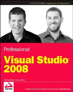 Professional Visual Studio 2008 (Paperback)