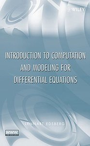 Introduction to Computation and Modeling for Differential Equations-cover