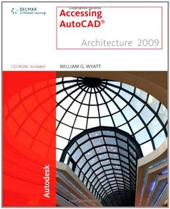 Accessing AutoCAD Architecture 2009 (Paperback)-cover