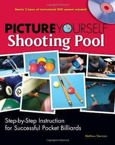 Picture Yourself Shooting Pool (Paperback)-cover