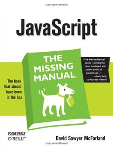 JavaScript: The Missing Manual-cover