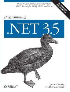 Programming .NET 3.5 (Paperback)-cover
