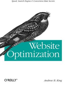 Website Optimization (Paperback)-cover