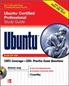 Ubuntu Certified Professional Study Guide (Exam LPI 199)-cover