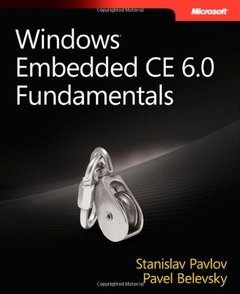 Windows Embedded CE 6.0 Fundamentals (Paperback)-cover