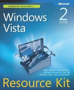 Windows Vista Resource Kit, 2/e (Paperback)-cover