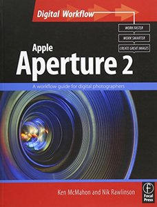 Apple Aperture 2: A workflow guide for digital photographers (Paperback)-cover