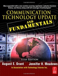 Communication Technology Update and Fundamentals, 11/e (Paperback)-cover