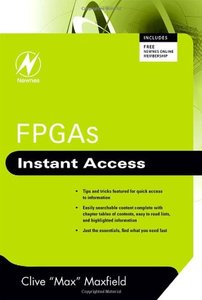 FPGAs: Instant Access (Paperback)-cover