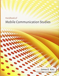 Handbook of Mobile Communication Studies (Hardcover)-cover