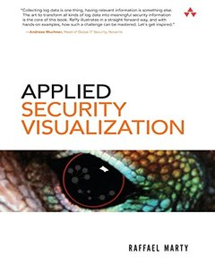 Applied Security Visualization (Paperback)-cover