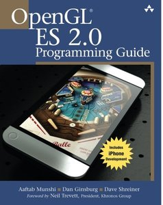 OpenGL ES 2.0 Programming Guide (Paperback)-cover