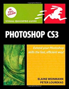 Photoshop CS3: Visual QuickPro Guide-cover