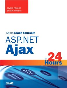 Sams Teach Yourself ASP.NET Ajax in 24 Hours (Paperback)-cover