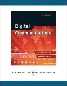Digital Communications, 5/e (IE-Paperback)-cover
