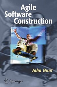 Agile Software Construction-cover