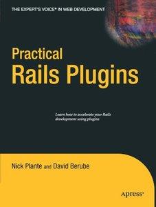 Practical Rails Plugins (Paperback)-cover