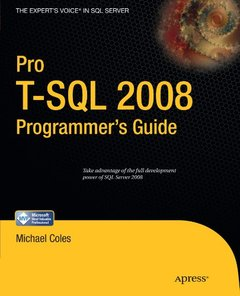 Pro T-SQL 2008 Programmer's Guide-cover