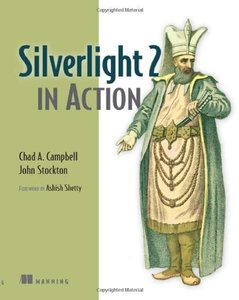 Silverlight 2 in Action (Paperback)-cover