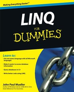 LINQ For Dummies-cover