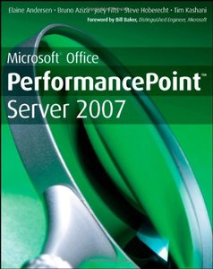Microsoft Office PerformancePoint Server 2007-cover