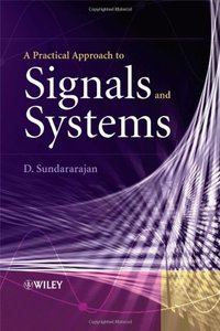A Practical Approach to Signals and Systems-cover