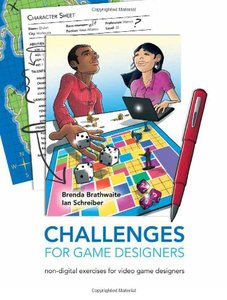 Challenges for Game Designers (Paperback)-cover
