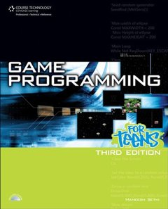 Game Programming for Teens, 3/e-cover