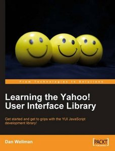Learning the Yahoo! User Interface library-cover