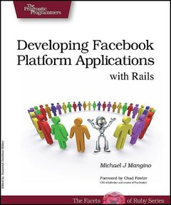 Developing Facebook Platform Applications with Rails-cover