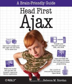 Head First Ajax-cover