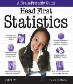 Head First Statistics ( Head First )-cover